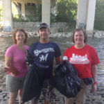 Mequon-Thiensville In Water River Clean-Up